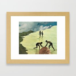 walll Framed Art Print