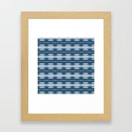 OceanCurrent Framed Art Print