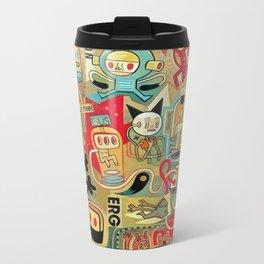 second life Metal Travel Mug