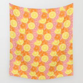 Citrus State of Mind Wall Tapestry