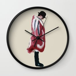 Little Darwin Wall Clock