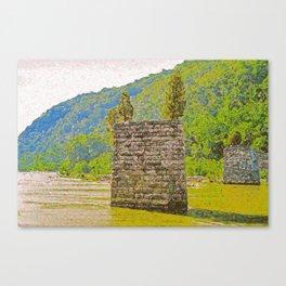 Shenandoah Confluence Canvas Print