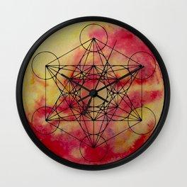 Solara Metatron Wall Clock