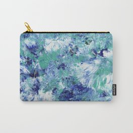 Serenity (Breast Painting) Carry-All Pouch