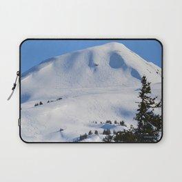 Back-Country Skiing  - III Laptop Sleeve