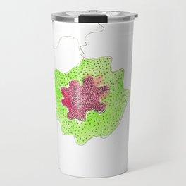 Scandi Micron Art Design | 170412 Telomeres Healing 30 Travel Mug