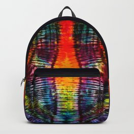 Moving on Up Tie Dye Backpack
