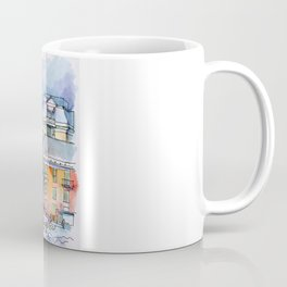 Pegli dal mare Coffee Mug