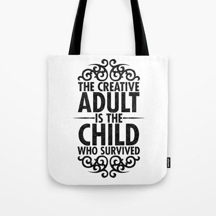Creative Tote Bag