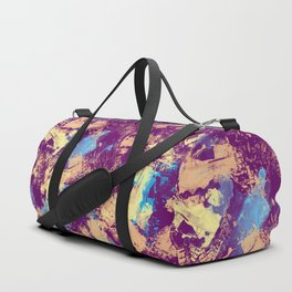 Abstract X Duffle Bag