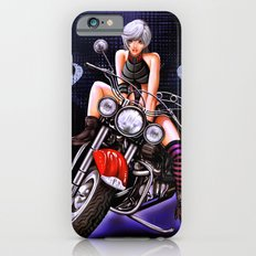 Motorcycle pinup Slim Case iPhone 6s