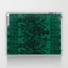 Vintage Lace Lush Meadow Laptop & iPad Skin