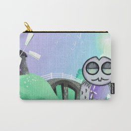 Land Of Owl Carry-All Pouch