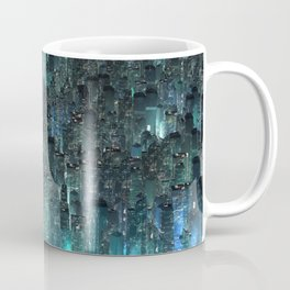 Green city Coffee Mug