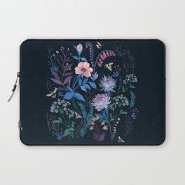 Bees Garden Laptop Sleeve
