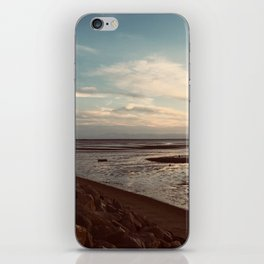 Boat On The Water iPhone Skin