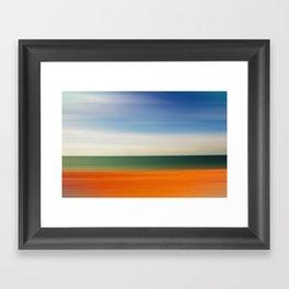 SIMPLI-SEA-TY SHADES Framed Art Print