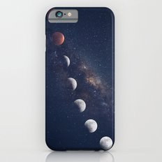 phases of the moon iPhone 6s Slim Case