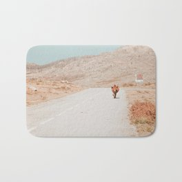 on the road Bath Mat