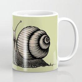 Snail Coffee Mug