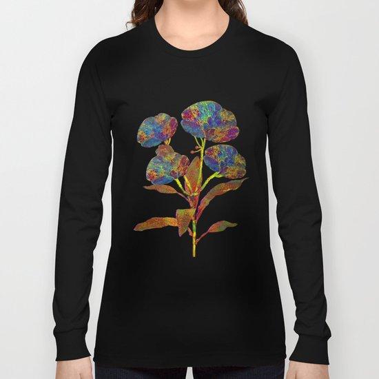 Flower Fantasy Long Sleeve T-shirt