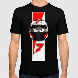 Kimi RAIKKONEN_2015_Helmet #7 T-shirt