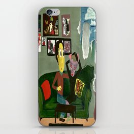 Is The Pizza Still Coming? iPhone Skin