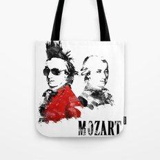 Mozart Punk Tote Bag