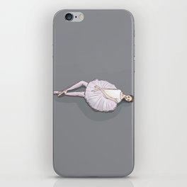 Tulle Baby iPhone Skin
