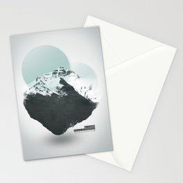 Mt. Everest - The Surreal North Face Stationery Cards