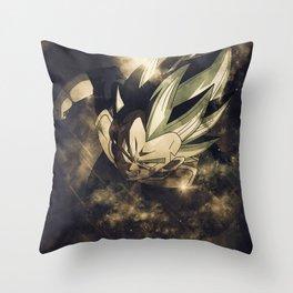 Goku Vegeta Dragon Ball Throw Pillow