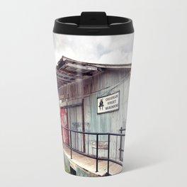 Cheatham Street Warehouse, San Marcos, Texas Travel Mug