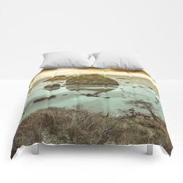 California Ocean West Coast Comforters