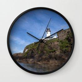 Fanad head Lighthouse Wall Clock