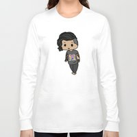 zayn Long Sleeve T-shirts featuring Zayn by clevernessofyou