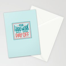 Fortune Cookie Wisdom Stationery Cards