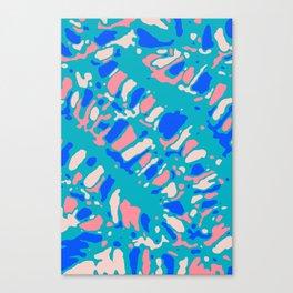 Coral Reef Sunlight Dream Canvas Print