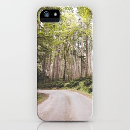 The Road to Olympia iPhone Case