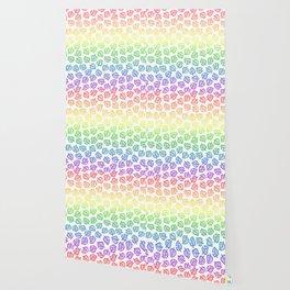 animal crossing villager nook shirt pattern gay pride Wallpaper