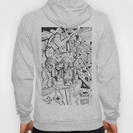 THE NAPOLEON BILLY-GOAT Hoody