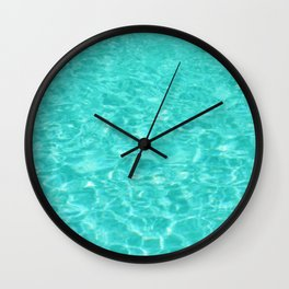 Ripples Wall Clock