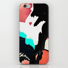Painted on my cow iPhone Skin