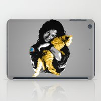ripley iPad Cases featuring Officer Ripley by mirodeniro
