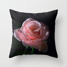 Floribunda Throw Pillow