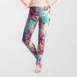 Bloom (flowers pattern) Leggings