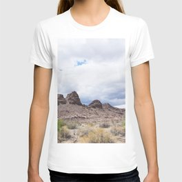 Desert Mountain California T-shirt