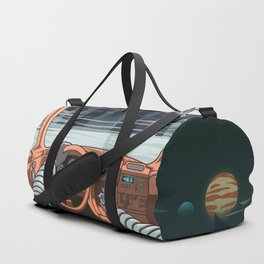 Night driver Duffle Bag