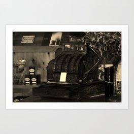 ``Dollars & Cents`` Art Print