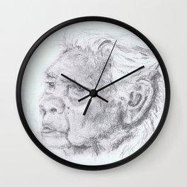 Kamu Elder Wall Clock