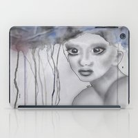 depression iPad Cases featuring Depression II by katimarco